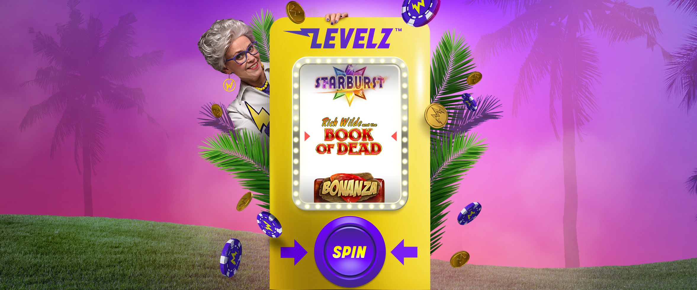 Wildz gives out 1 million free spins