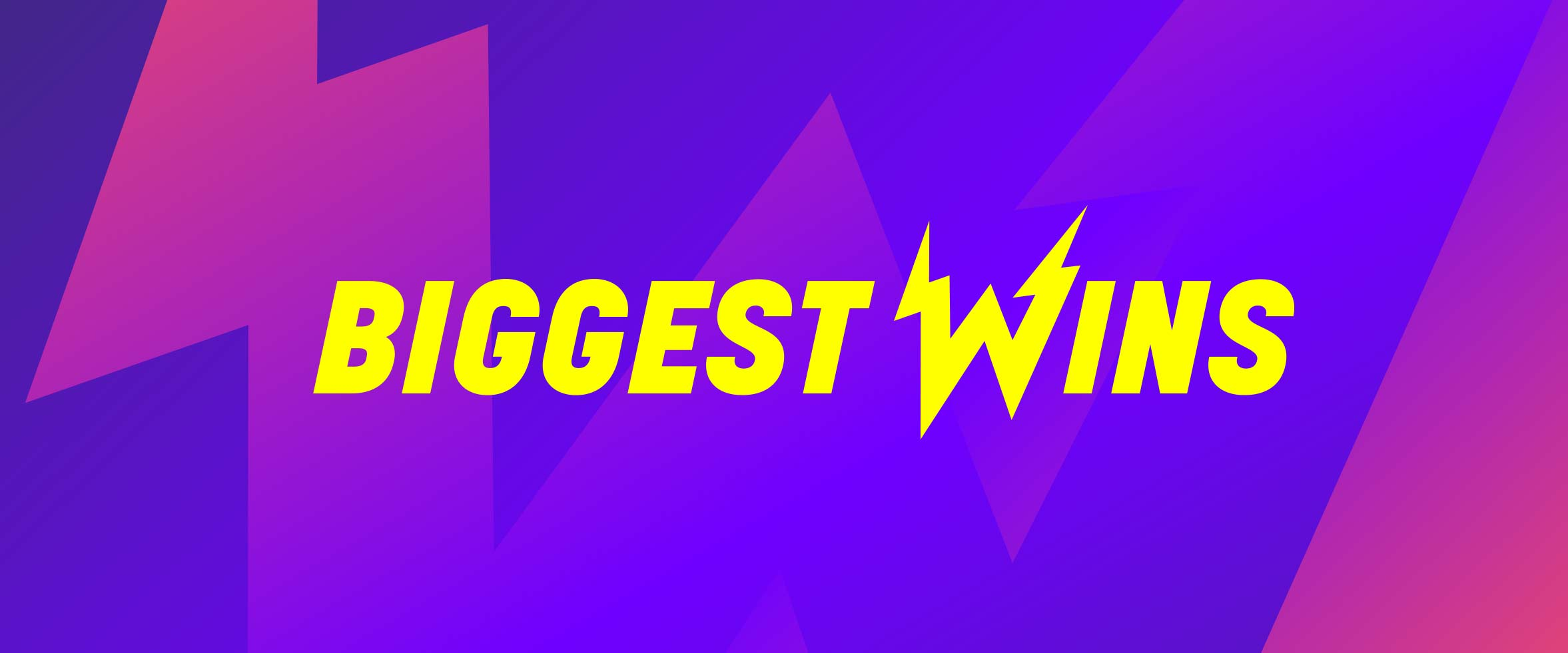 July's Biggest Wins at Wildz