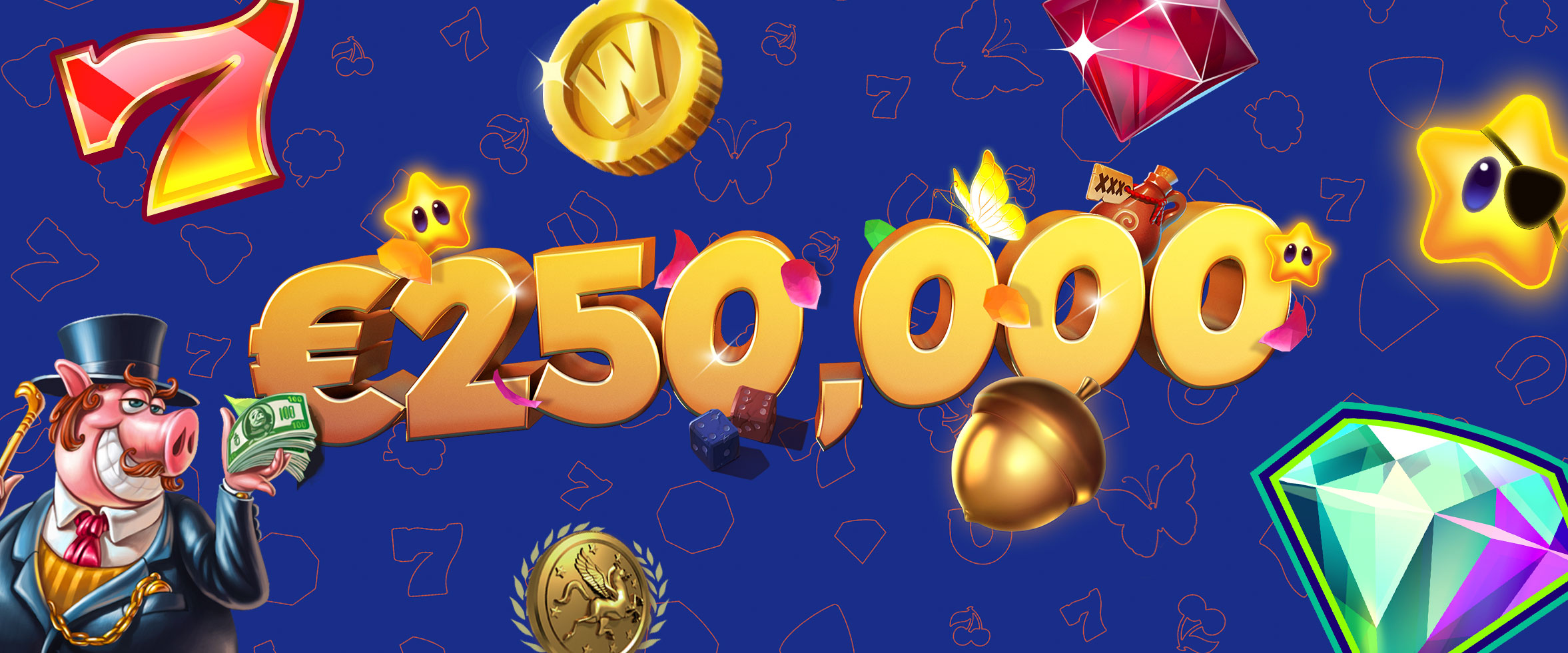 Win your share of €250,000