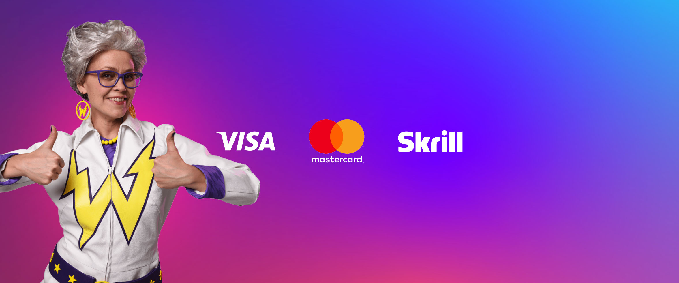 India: Deposit With Credit Cards, Withdraw With Skrill