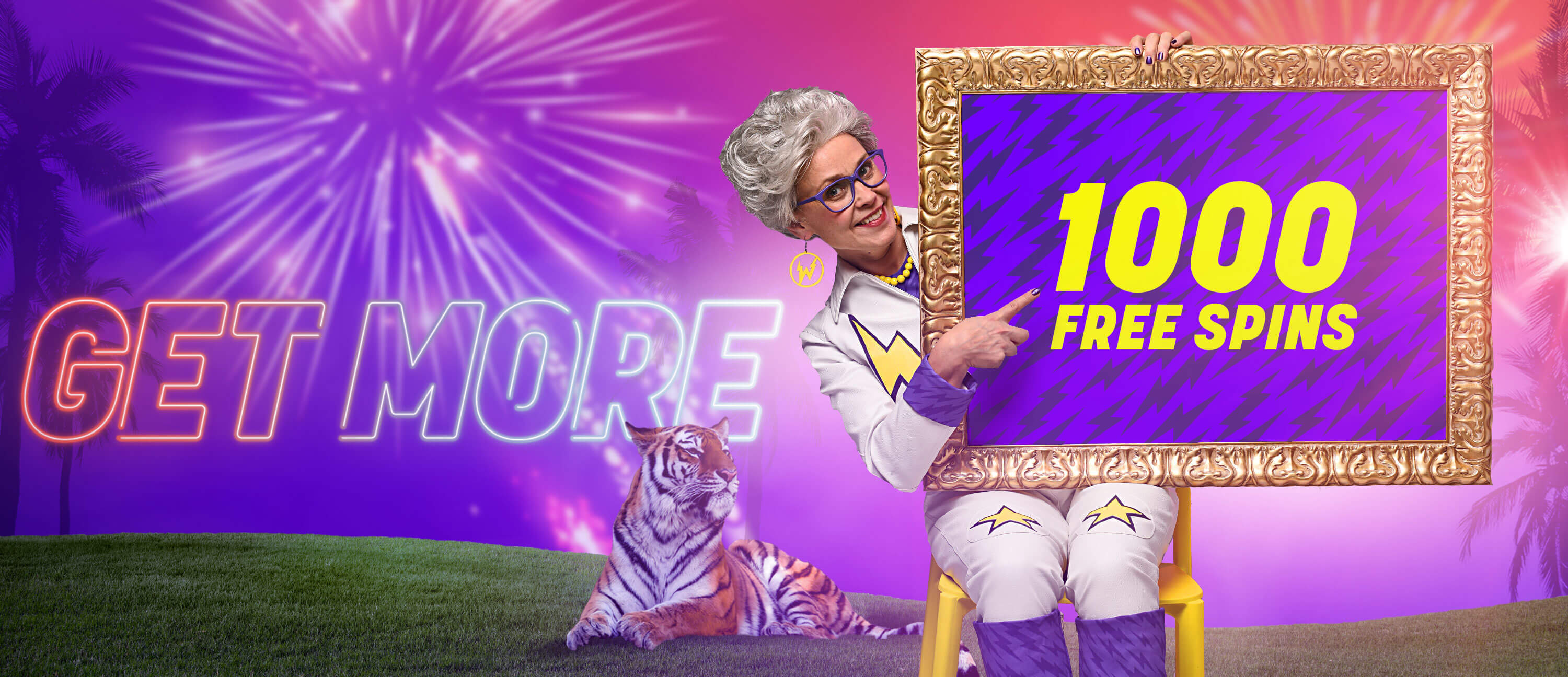 1000 Free Spins to a Lucky Winner Each day This Month
