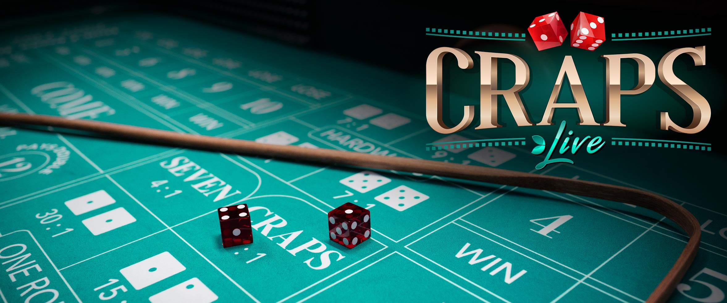 Get Triple Speed on the New 'Craps Live'