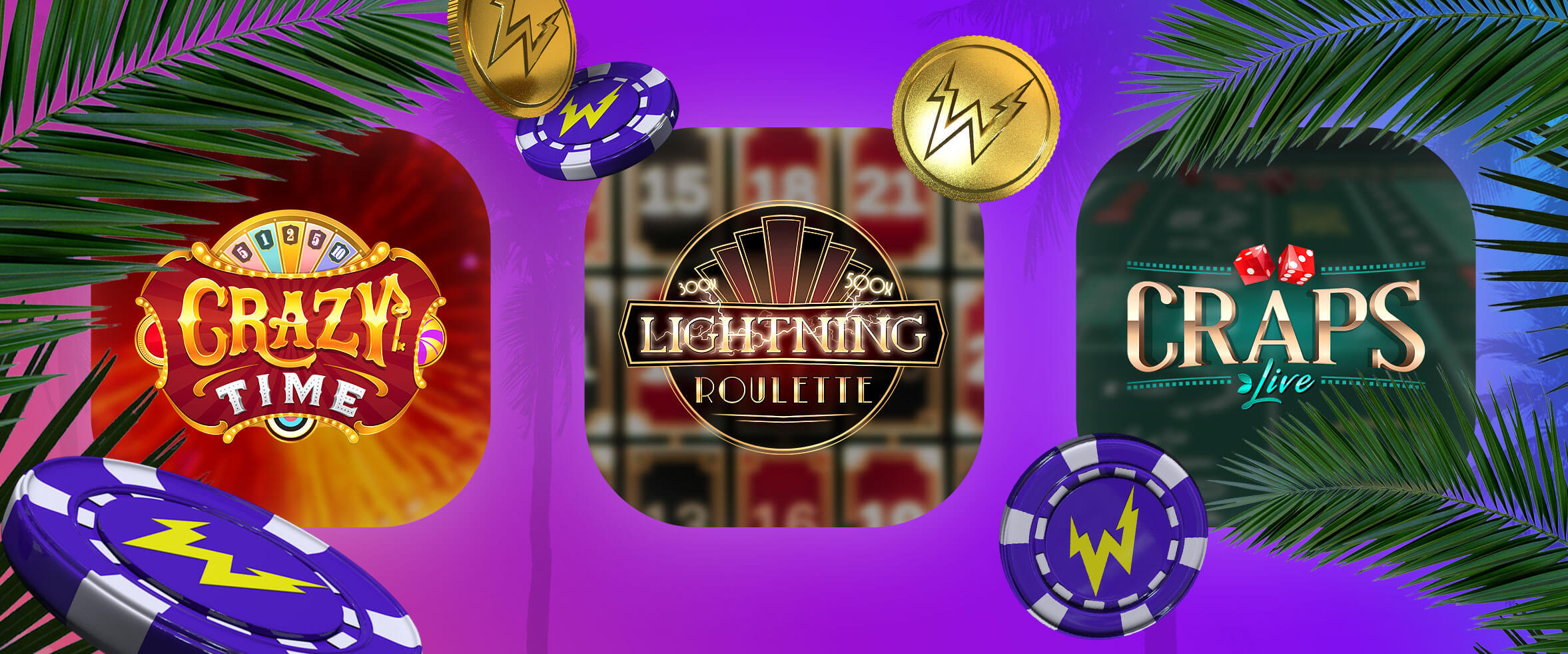 $50,000 Live Casino Raffle from Evolution
