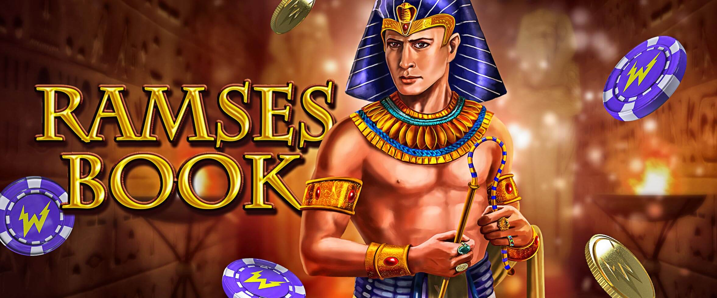 $10k in Prizes to be Won Playing Ramses Book