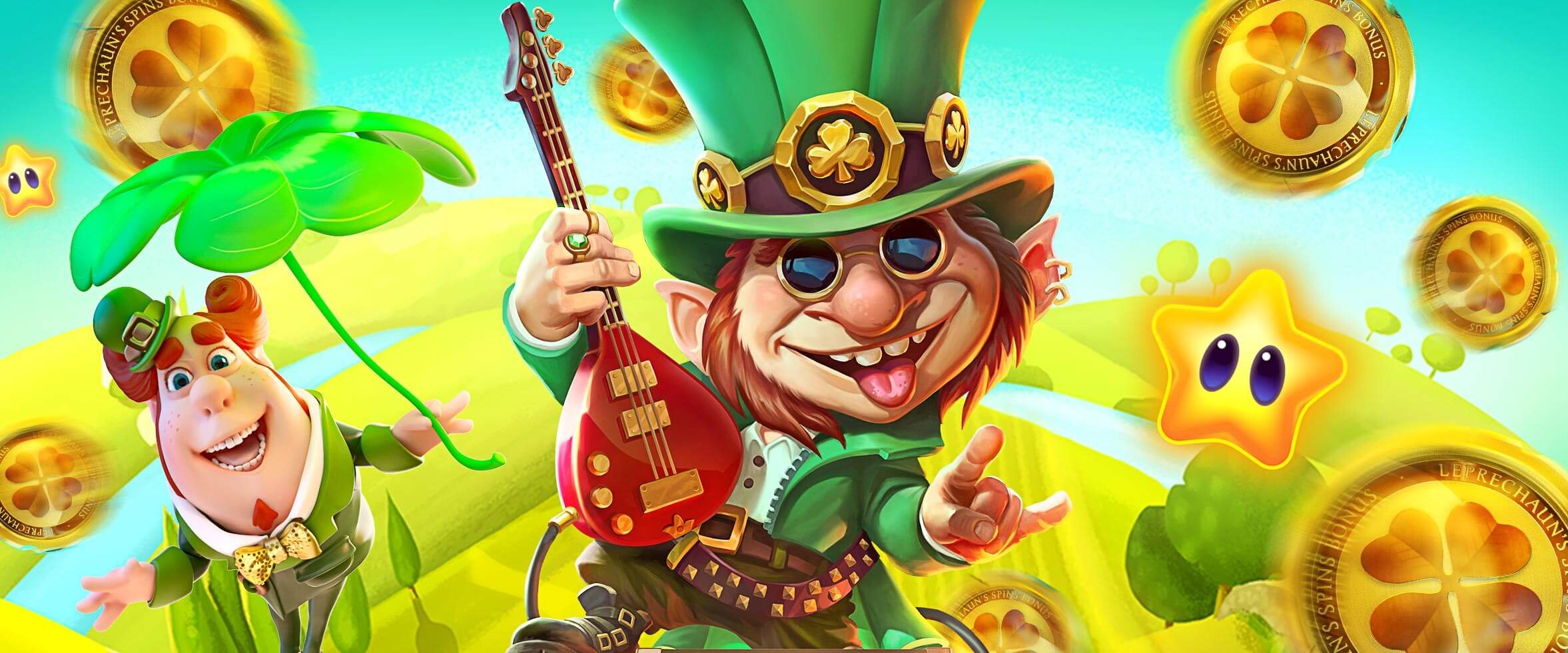 Channel the Luck of the Irish at Wildz
