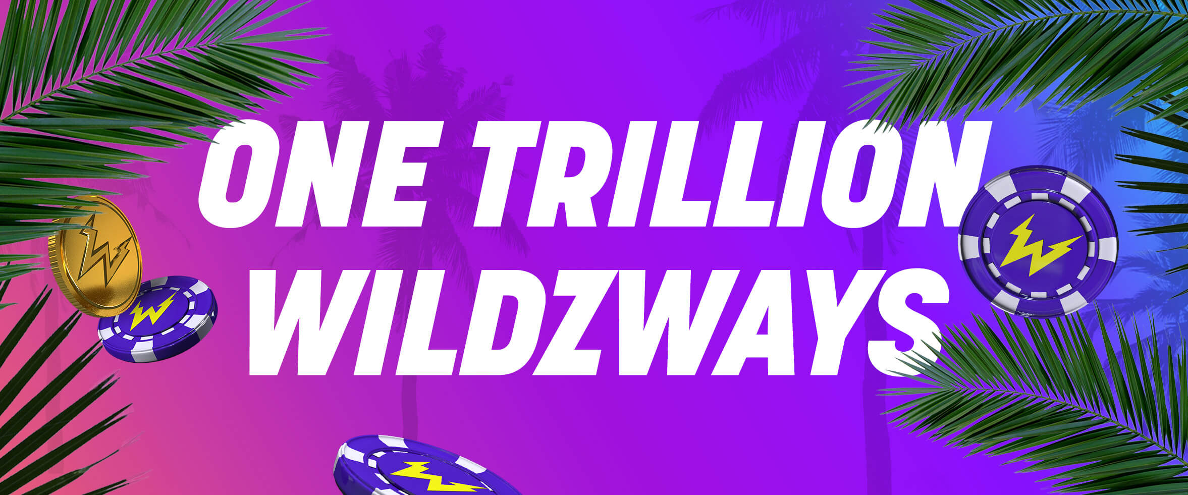 Alle spinn vinner i One Trillion WildzWays!
