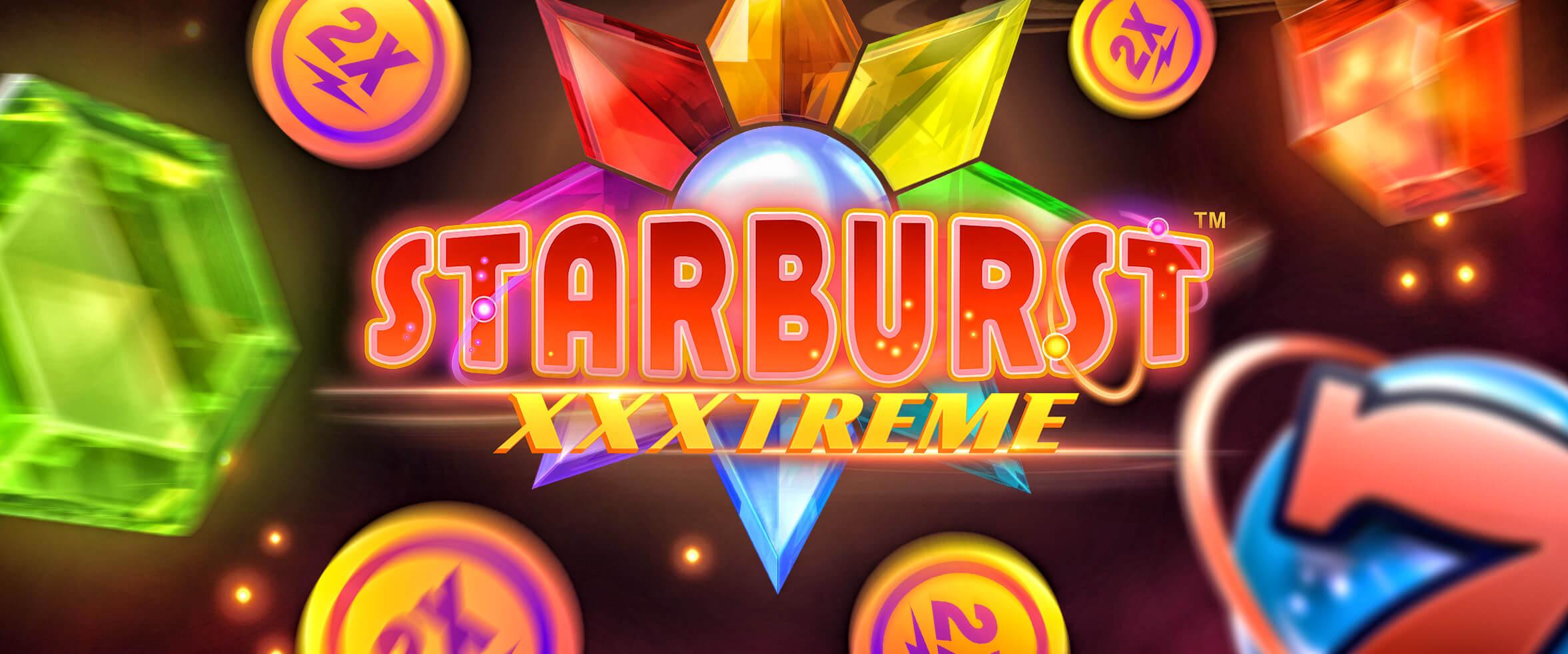 Double Speed Starburst XXXtreme -peliin