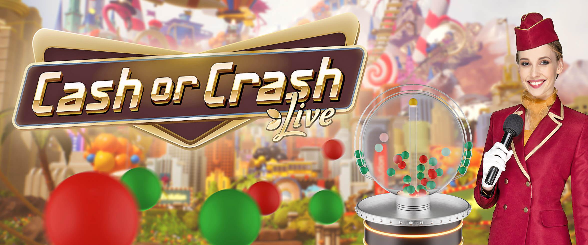 Voita palkintosi tuplana Cash or Crash -pelissä